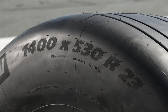 Авиационные шины Michelin