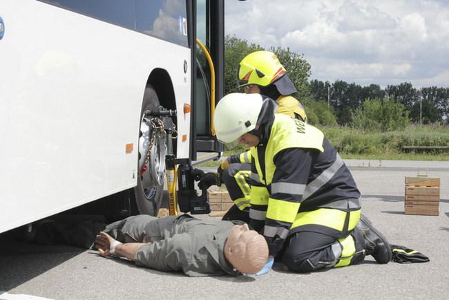 Безопасность пассажиров на автобусах