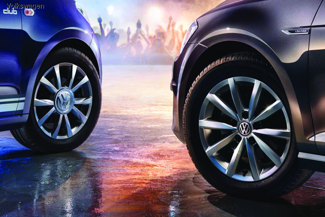 Робби Уильямс устроился маркетологом на Volkswagen