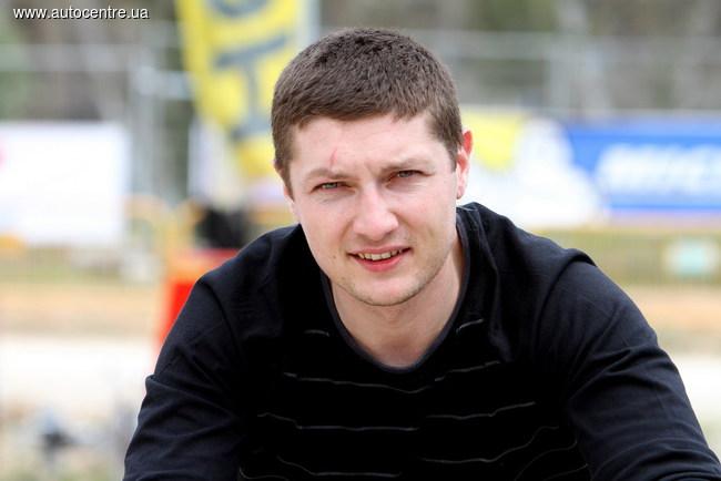 Юрий Протасов начинает сезон WRC на Citroen