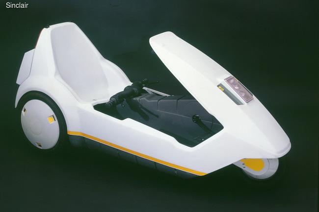 В музее в Болье открылась экспозиция к юбилею Sinclair C5