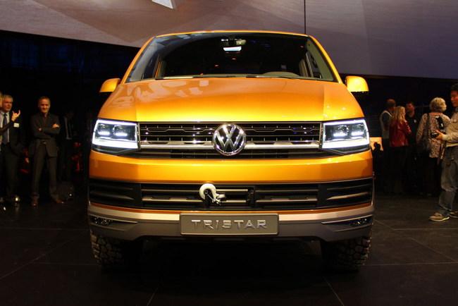 Volkswagen Transporter T6