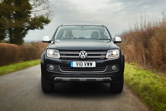 Пикап Volkswagen Amarok Ultimate