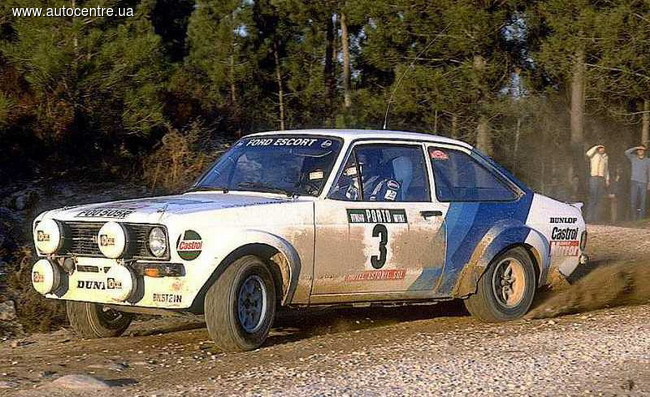 WRC: Ford представил боевой окрас 2015 года