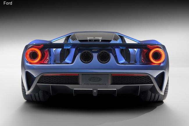 Ford возрождает спортивное купе GT