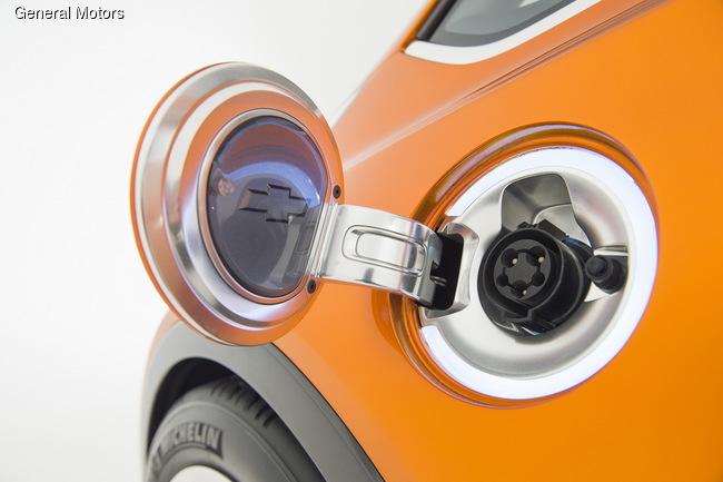 Chevrolet готовит «доступный» электромобиль