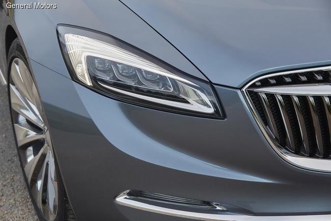 Buick готовит нового флагмана