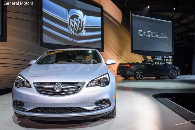 Пишем – Buick, подразумеваем – Opel