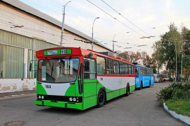 Троллейбус Jelcz