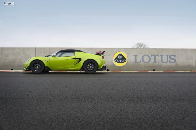 Lotus подготовил «дорожную» версию гоночного купе Elise S Cup R