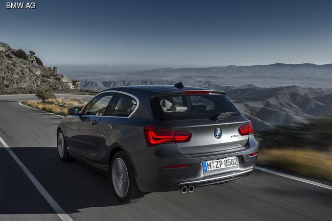 Компания BMW обновила «копейку»