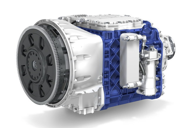 Коробка передач I-Shift Dual Сlutch для тягача Volvo FH