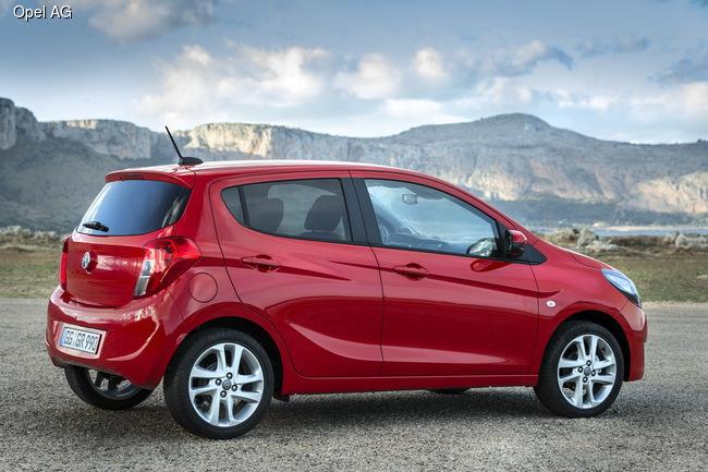 Opel Karl готов показаться в Женеве