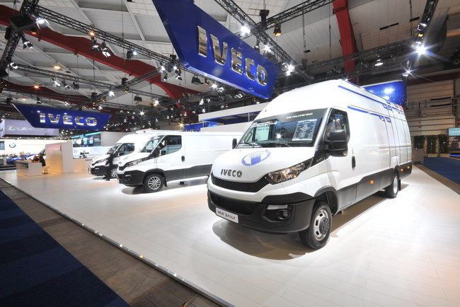 Iveco New Daily Hi-Matic