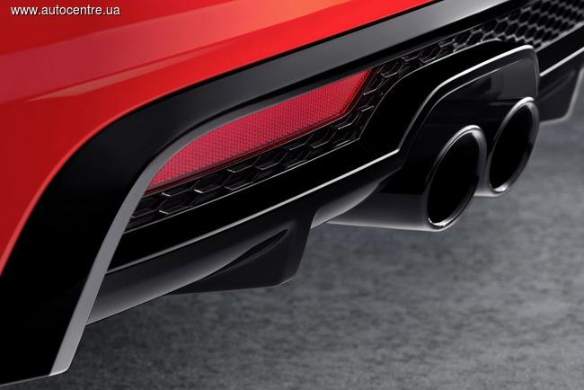обновленная Audi A1