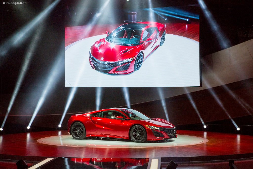 Acura NSX – первый суперкар, созданный женщиной