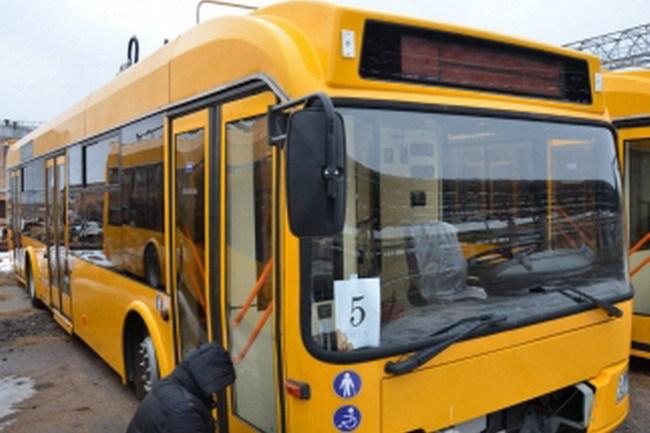 Троллейбус «Белкоммунмаш»