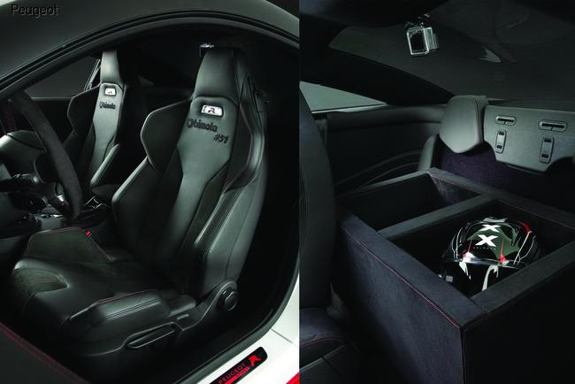 Peugeot и Bimota «зарядили» купе RCZ