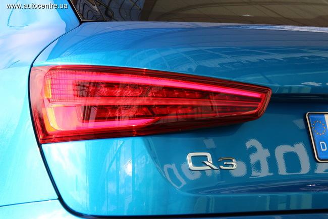 обновленные Audi Q3 & RS Q3