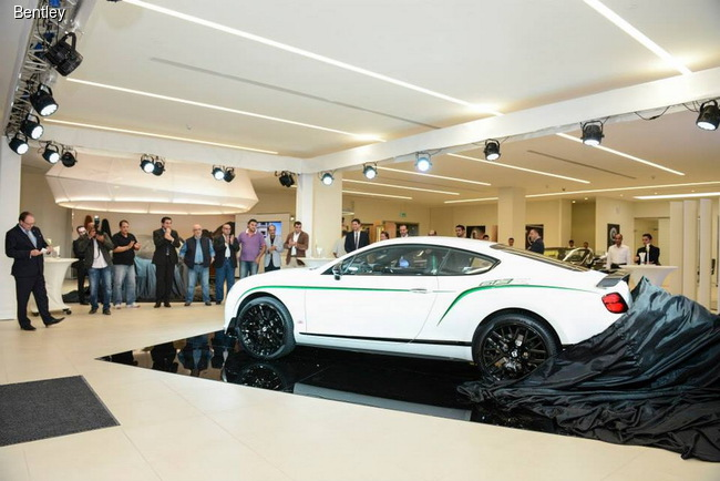 Bentley подготовил самый роскошный Mulsanne