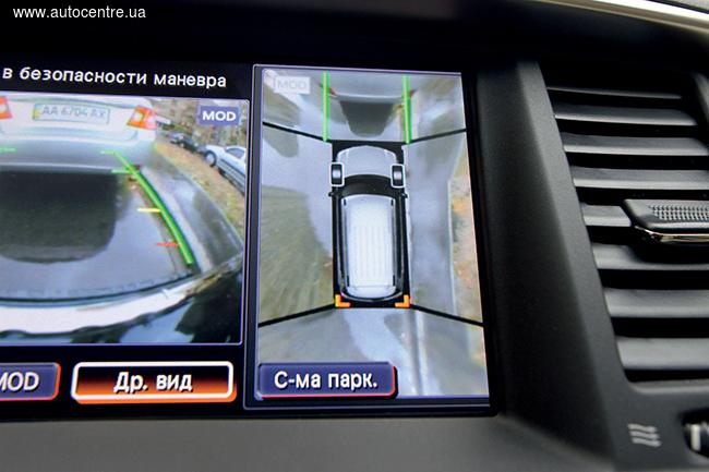 Тест-драйв Nissan Patrol