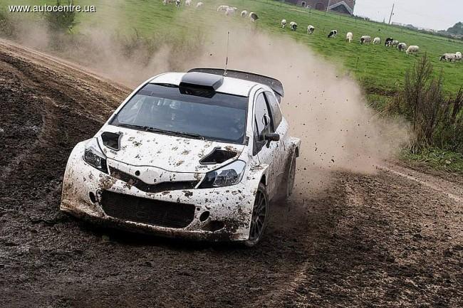 Toyota возвращается WRC: официальное заявление ожидают 30 января