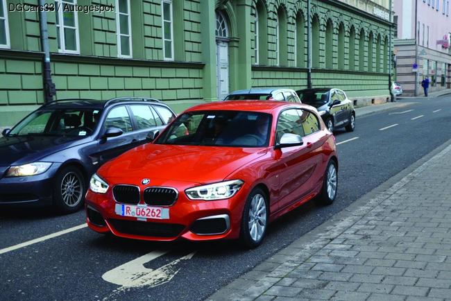 BMW показал обновленную горячую «копейку»