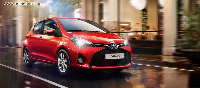 Toyota Yaris и Toyota Corolla 2015 года по специальной цене