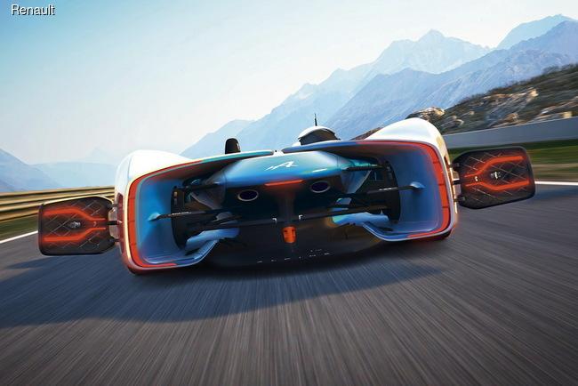 Alpine отправилась покорять виртуальный мир