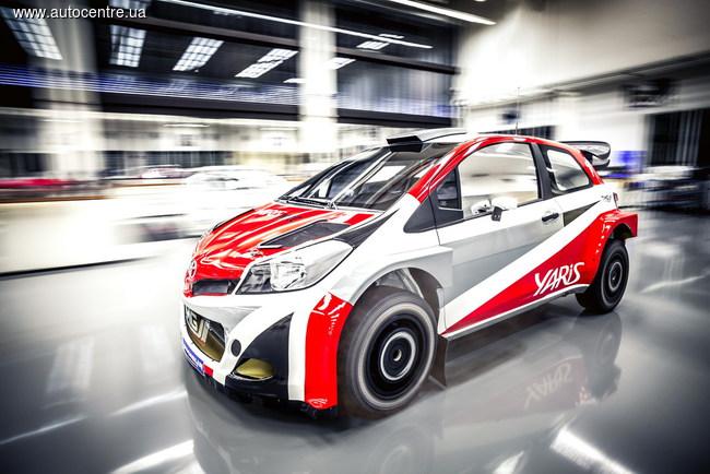 Toyota официально заявила о своем возвращении в WRC в 2017 году