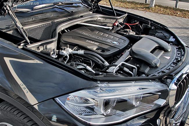 Тест-драйв BMW X6