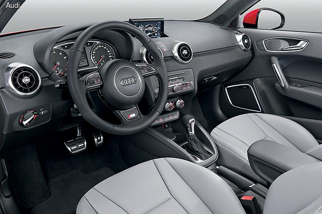 Тест-драйв Audi А1 & А1 Sportback