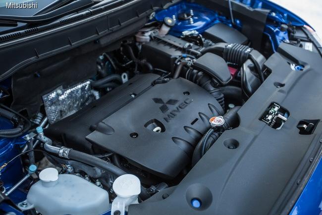Кроссовер Mitsubishi ASX получил 170-сильный мотор