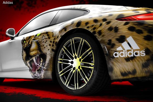 Porsche и Adidas создали эксклюзивный 911