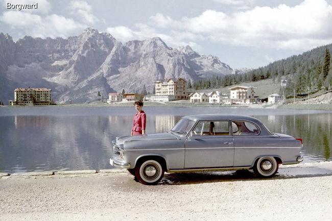 Женевский автосалон 2015: Borgward возвращается!
