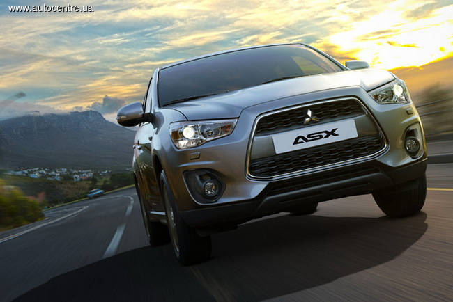 Mitsubishi Pajero и ASX в феврале можно купить по специальным ценам