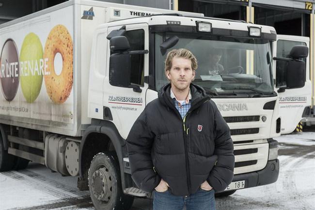 Грузовики Scania на биоэтаноле
