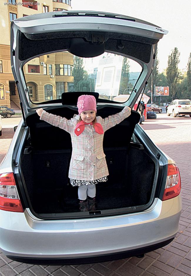 Дети в машине
