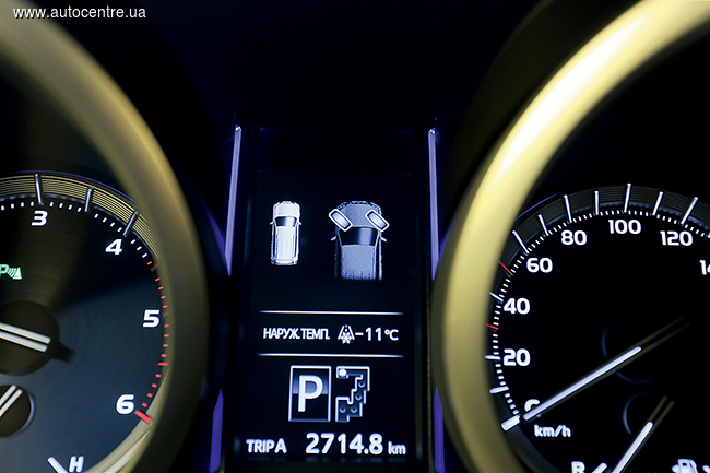 Тест-драйв Toyota Land Cruiser Prado (150)