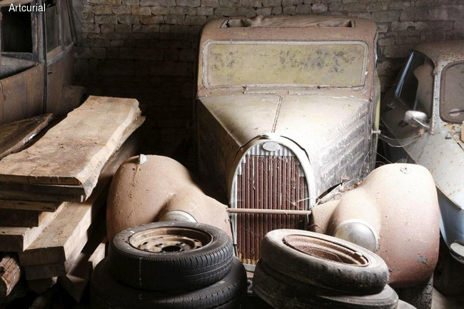 Уникальная коллекция автомобилей Роже Бейллона побила все рекорды