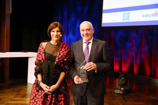 Компания Schmitz Cargobull уже в седьмой раз становится обладателем почетной премии Image-Award