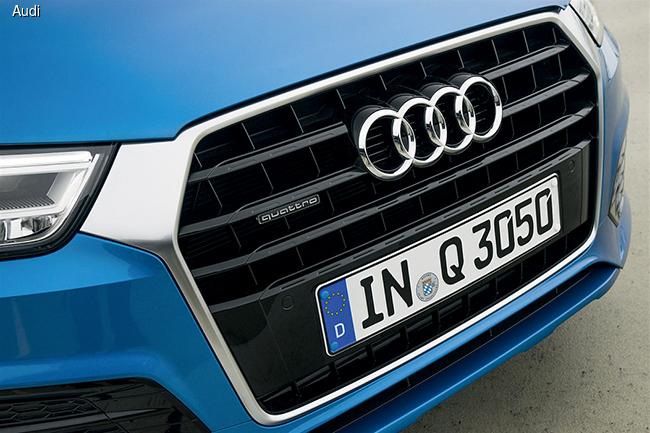 Тест-драйв Audi Q3 & RS Q3