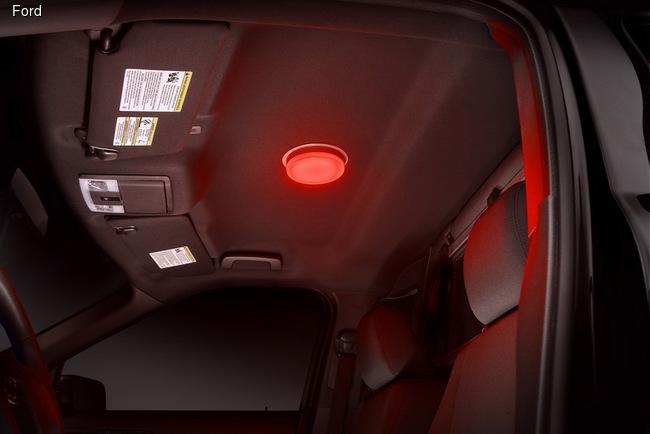 Ford оснастит полицию новыми внедорожниками