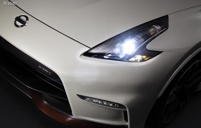 Nissan показал в Чикаго «заряженный» родстер