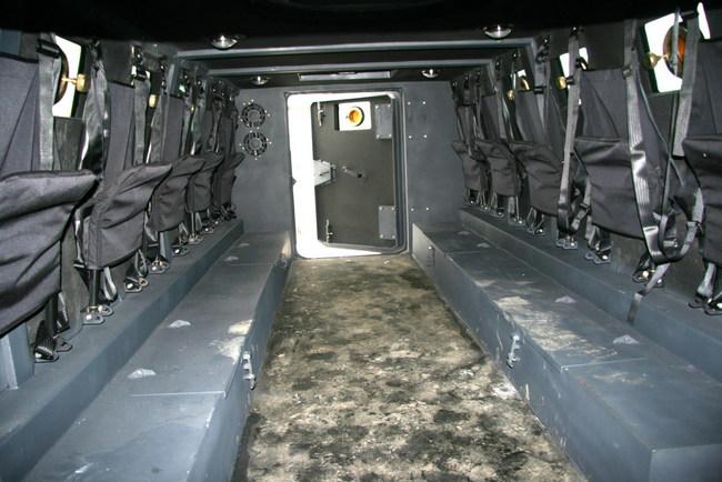 Бронеавтомобиль KrAZ-MPV Shrek