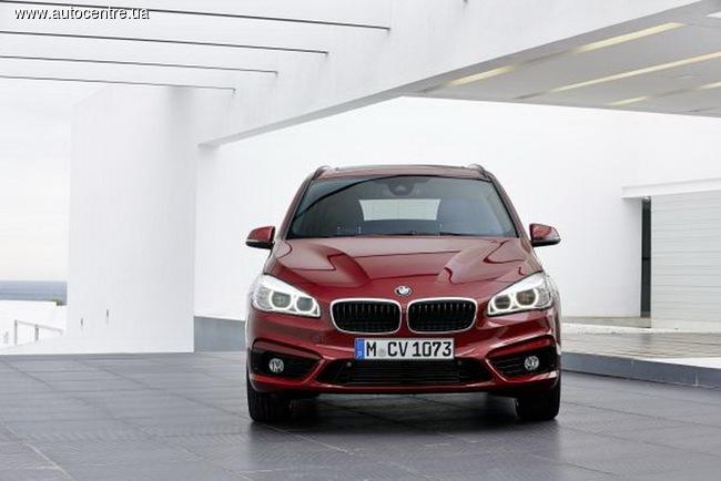Новый BMW 2 серии Гран Турер