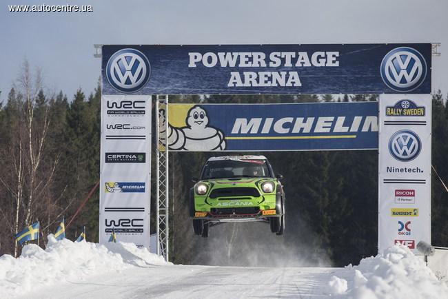 WRC: Шведская битра закончилась исторической победой пилота VW