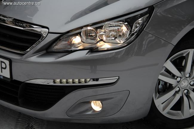 В Украине состоялась презентация нового поколения Peugeot 308