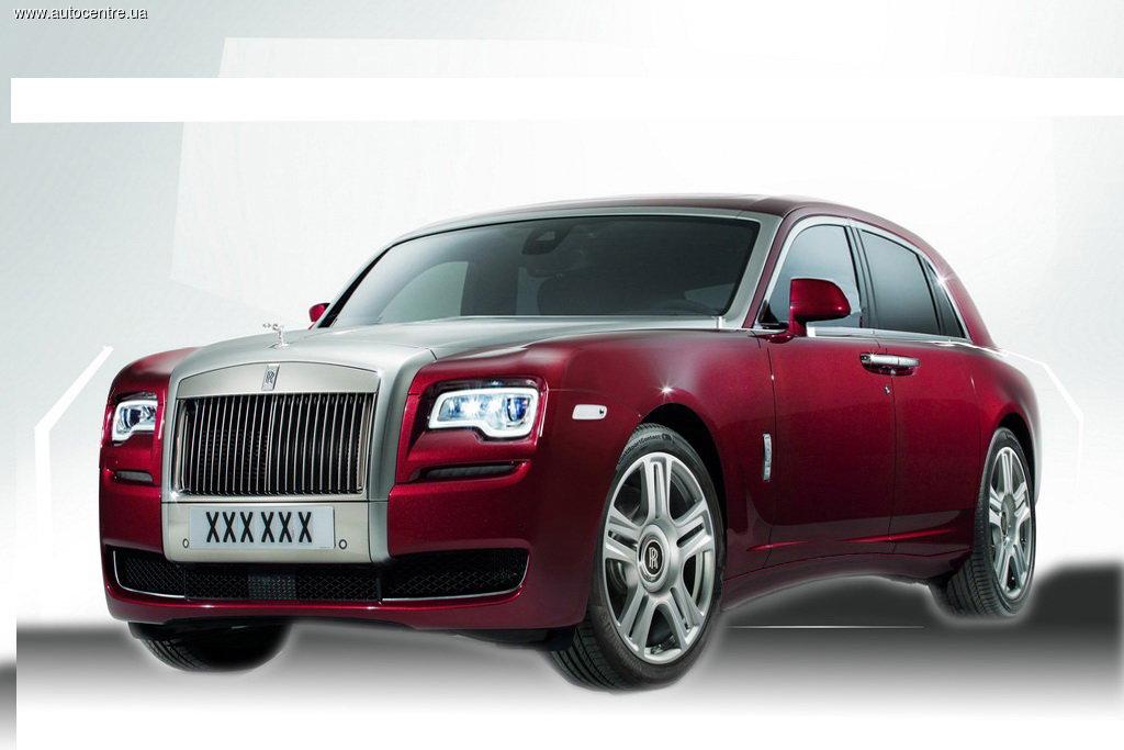 Rolls Royce официально заявил, что создаст SUV