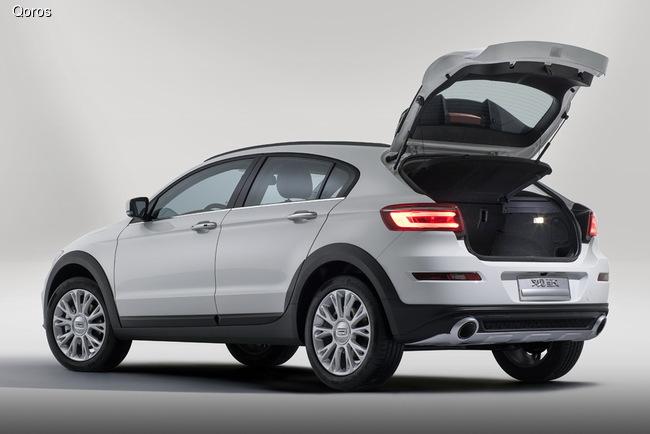 Женевский автосалон 2015: Qoros привезет кроссовер City SUV